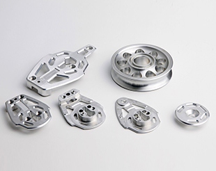 Precision Machining Aluminium Parts