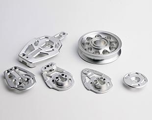 Precision Machining Aluminium Parts
